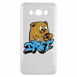 Чехол для Samsung J7 2016 Drift Bear