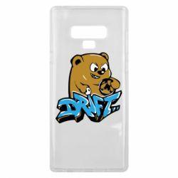 Чехол для Samsung Note 9 Drift Bear