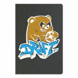 Блокнот А5 Drift Bear
