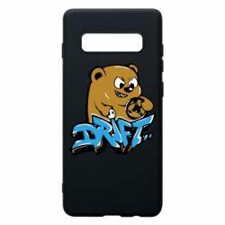Чехол для Samsung S10+ Drift Bear
