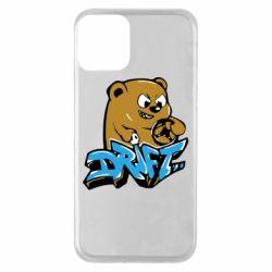 Чехол для iPhone 11 Drift Bear