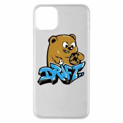 Чехол для iPhone 11 Pro Max Drift Bear