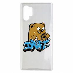Чехол для Samsung Note 10 Plus Drift Bear