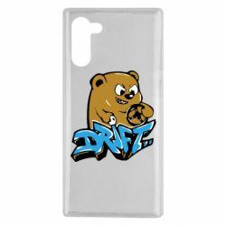 Чехол для Samsung Note 10 Drift Bear
