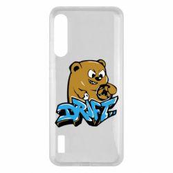 Чохол для Xiaomi Mi A3 Drift Bear