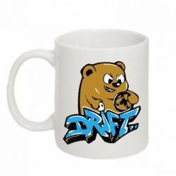 Кружка 320ml Drift Bear - FatLine