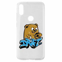 Чохол для Xiaomi Mi Play Drift Bear
