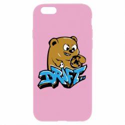Чехол для iPhone 6 Plus/6S Plus Drift Bear