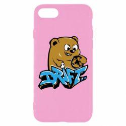 Чехол для iPhone 7 Drift Bear