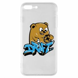 Чехол для iPhone 8 Plus Drift Bear