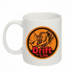 Кружка 320ml Drift for Life - FatLine