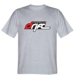 Мужская футболка Drift Formula - FatLine