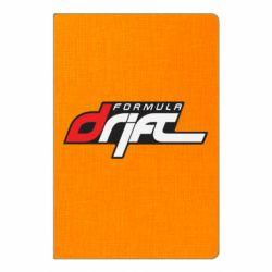Блокнот А5 Drift Formula - FatLine