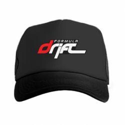 Кепка-тракер Drift Formula
