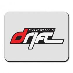Коврик для мыши Drift Formula - FatLine