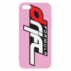 Чехол для iPhone5/5S/SE Drift Formula, FatLine  - купить со скидкой