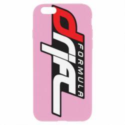 Чехол для iPhone 6/6S Drift Formula - FatLine
