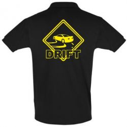 Мужская футболка поло Drift