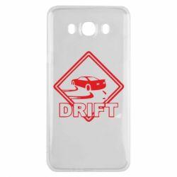 Чехол для Samsung J7 2016 Drift - FatLine