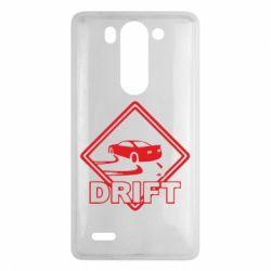 Чехол для LG G3 mini/G3s Drift - FatLine