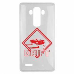 Чехол для LG G4 Drift - FatLine