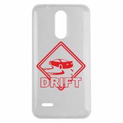 Чехол для LG K7 2017 Drift - FatLine