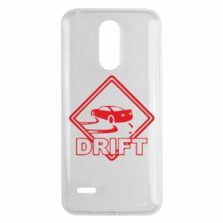 Чехол для LG K8 2017 Drift - FatLine