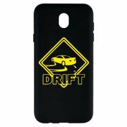 Чехол для Samsung J7 2017 Drift - FatLine