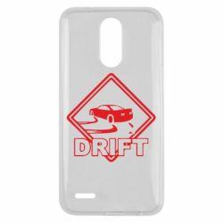 Чехол для LG K10 2017 Drift - FatLine