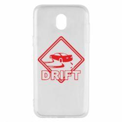Чехол для Samsung J5 2017 Drift - FatLine