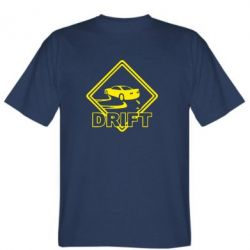 Мужская футболка Drift - FatLine