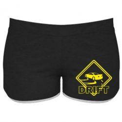 Женские шорты Drift - FatLine