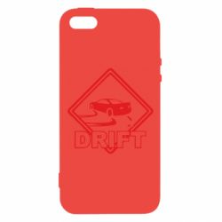 Чехол для iPhone5/5S/SE Drift - FatLine