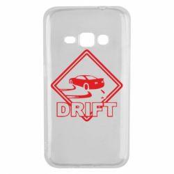 Чехол для Samsung J1 2016 Drift - FatLine