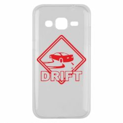 Чехол для Samsung J2 2015 Drift - FatLine