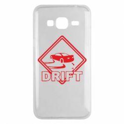 Чехол для Samsung J3 2016 Drift - FatLine