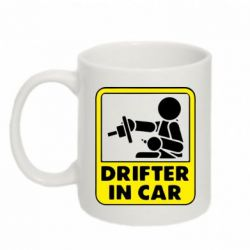 Кружка 320ml Drifter in Car - FatLine