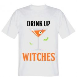 Футболка Drink up witches