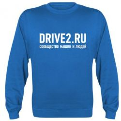 Реглан (свитшот) Drive2.ru - FatLine