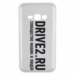Чехол для Samsung J1 2016 Drive2.ru - FatLine