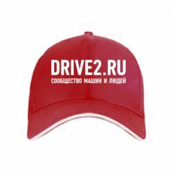 кепка Drive2.ru - FatLine
