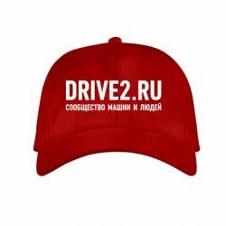 Детская кепка Drive2.ru - FatLine