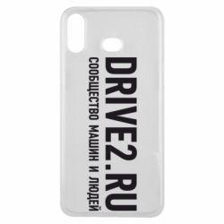 Чехол для Samsung A6s Drive2.ru