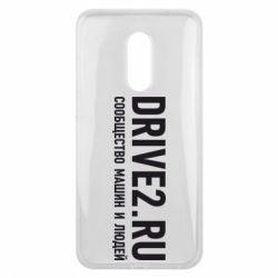 Чехол для Meizu 16 plus Drive2.ru - FatLine