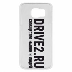 Чехол для Samsung S6 Drive2.ru - FatLine