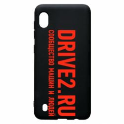Чехол для Samsung A10 Drive2.ru