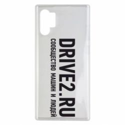 Чехол для Samsung Note 10 Plus Drive2.ru