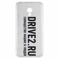 Чехол для Meizu M5s Drive2.ru - FatLine