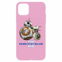 Чехол для iPhone 11 Droids BB 8 and  D O  star wars the rise of skywalker