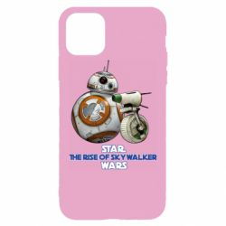 Чехол для iPhone 11 Pro Max Droids BB 8 and  D O  star wars the rise of skywalker